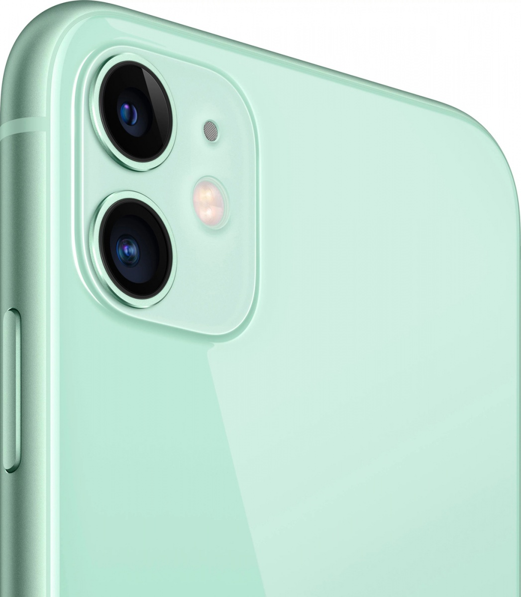 Смартфон Apple iPhone 11 Зеленый / 128 ГБ