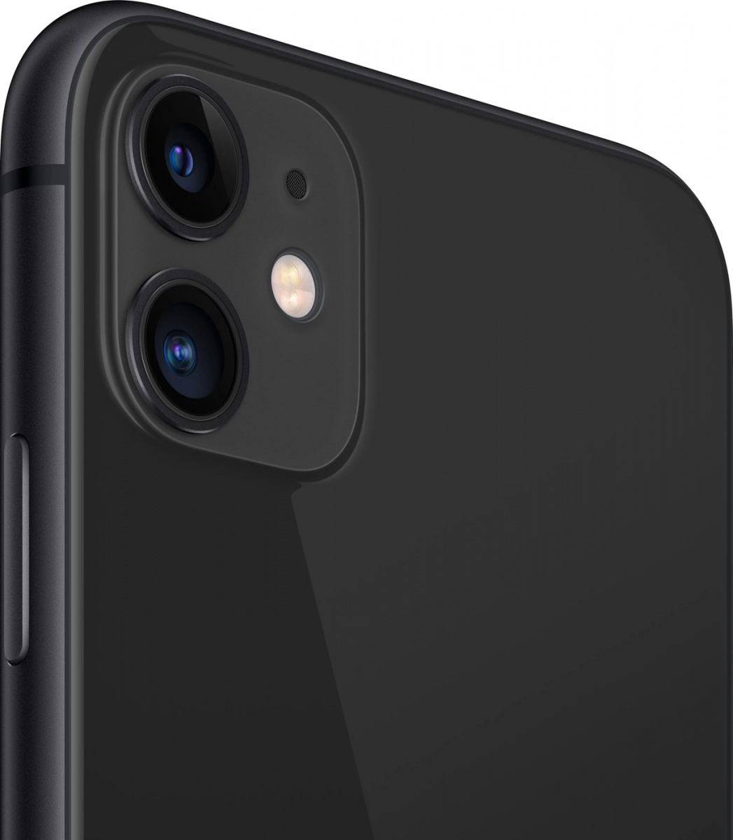 Смартфон Apple iPhone 11 Черный / 128 ГБ